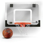 Mini Spring Rim Basketball Hoop