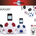 Speakal miSoccer speaker system