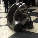 MIT Media Lab City Car could be our automobile future