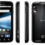 Motorola ATRIX 4G announced