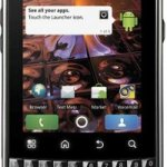 Motorola XPRT from Sprint is an Android world phone