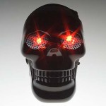Human Skull USB MP3 Player