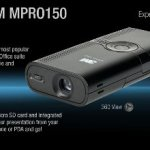 3M launches competition with MPro150 pocket projector up for grabs