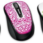 Microsoft Wireless Mobile Mouse 3500 Studio Series