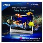 MSI presents Wind Top AE2420 3D at Computex 2010
