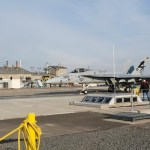Navy uses railgun to launch jet fighter