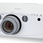 NEC has new PA Series projectors that target installation projects
