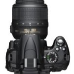 Nikon D5000 DSLR arrives
