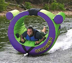 The Whiplash is great for thrillseekers looking to avoid making a splash.