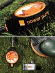 Gadget charger pump