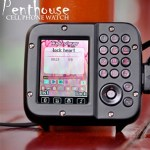 Penthouse Cell Phone Watch