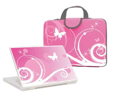 pink-butterfly-laptop-sleeve-skin