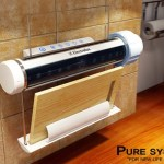 Pure System sanitizes kitchen items