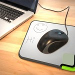 Quirky's Scratch-n-Scroll Noteable Mousepad