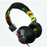 The Positive Vibration headphones by the House of Marley