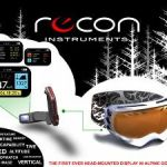 Recon Technologies making some highly advanced ski goggles