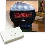 Remote Visual Doorbell Clock