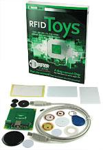 RFID Experimentation Kit Parts