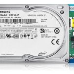 Samsung unveils new Spinpoint N3U hard drive
