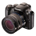 Samsung NX10 digital camera announced