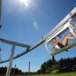 Shweeb Pedaling Monorail