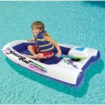 Children's Inflatable 2MPH Speedboat