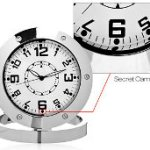Spy Clock helps you keep tabs at home when you're absent in body