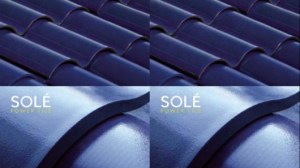 New curved solar tiles promise to improve solar power generating efficiency ...