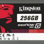 Kingston announces SSDNow V100 solid state drive
