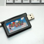 Game Boy Advance USB Drive