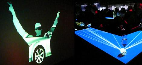Interactive Shadows and Super Bar