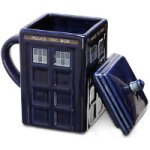 Tardis Mug for Dr. Who fans