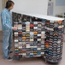 The Cassette Tape Closet