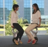 Honda U3-X: Another one-wheeled Segway, this time its omnidirectional