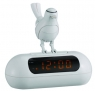The LED Alarm Clock with Electronic Bird