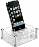 AirCurve iPhone dock amplifies noise for better audio performance