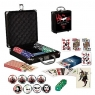The Dark Knight Joker Poker Set