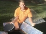 Dad helps kids invent solar oven for third world