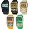 Casio makes an attempt at geek chic Calculator Watches