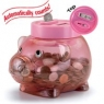 Digital Counting Piggy Bank