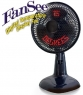 The FanSee fan lists the temperature