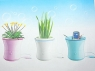 USB Air Purifier doubles as flower pot