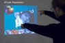 iPoint Presenter is gesture-based