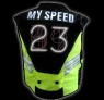 Speed Vest has got your back