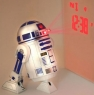Wesco's R2D2 Projector Alarm Clock