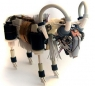 Electronic Trash Becomes Steampunk-Style Animal Art Treasure