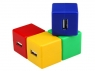 USB Rotatable 4-Port Hub