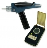 The Star Trek Phaser and Communicator Set