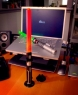 Lightsaber Desk Lamp, Cool!