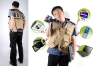 Solar Vest isn't fashionable but charges gadgets